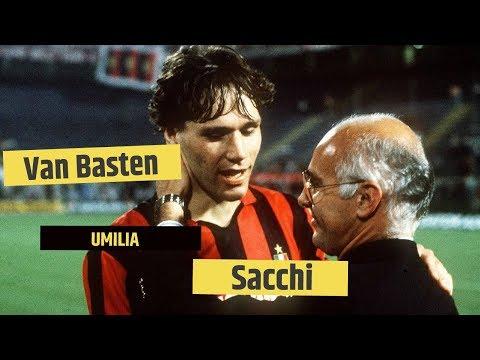 Van Basten umilia Sacchi e... Ibrahimovic 😱