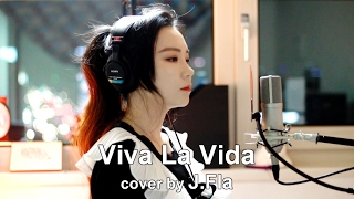 Video Coldplay - Viva La Vida ( cover by J.Fla ) download in MP3, 3GP, MP4, WEBM, AVI, FLV January 2017