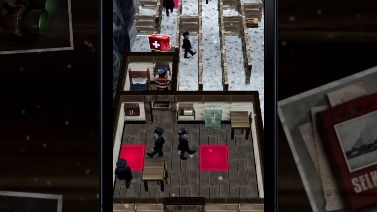 Stealth-Based 'Crossy Road'-alike 'Winter Fugitives 2: Chronicles' is in the Works