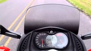 4. 2009 Can Am Spyder RS SE5