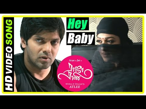 Video Raja Rani Tamil Movie Songs   Hey Baby song   Flatmates complain about Arya to Nayanthara download in MP3, 3GP, MP4, WEBM, AVI, FLV January 2017
