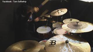 Naruto - GO!! [ FLOW ] Drum Cover By Tarn Softwhip
