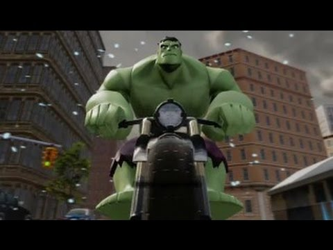 Hulk - This video shows a Level 20 Hulk figure in Disney Infinity 2.0 Marvel Super Heroes. He's my favorite character to use in the game so far and he has some pret...