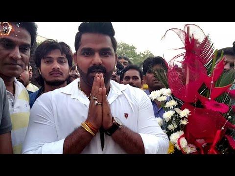 Pawan Singh - Celebrating Chhalakata Hamro Jawaniya's biggest hit 2 CRORE VIEW ON YOUTUBE