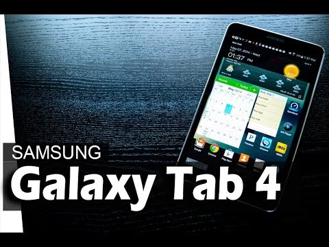 Samsung Galaxy Tab 4 - REVIEW