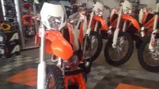 9. 2015 KTM 500 EXC For Sale