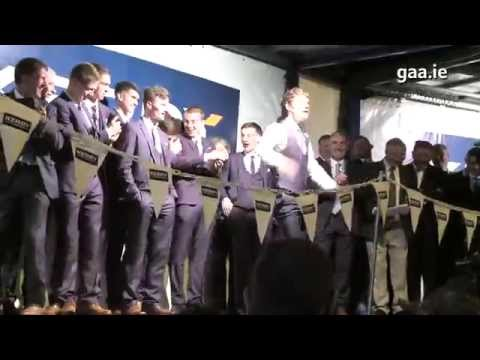 Senior - They're a competitive crowd in the Kingdom! Champion dancer and An Gaeltacht star, not to mention 2014 GAA All-Ireland Minor Football Medalist Tomás Ó Sé cha...