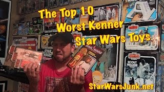 Video The 10 Worst Kenner Star Wars Toys MP3, 3GP, MP4, WEBM, AVI, FLV Juni 2018