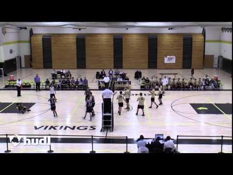 Liam Maxwell - HS Boys Volleyball 2015 higlights