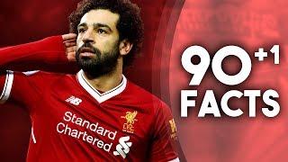 Video 90+1 Facts About Mohamed Salah! MP3, 3GP, MP4, WEBM, AVI, FLV Mei 2018