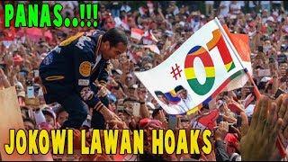 Video PANASS!!! Bersabar sampai 4,5 tahun, Akhirnya di Jogja Jokowi akan lawan Hoaks MP3, 3GP, MP4, WEBM, AVI, FLV Maret 2019