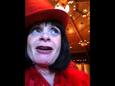grandma michele - Grandma Michele in costume interviewing passionate business people as they celebrate the enjoyment of living productive life style in Sullivan County NY. Tru...