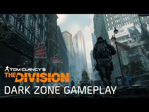Tom Clancy's The Division Multiplayer Gameplay Walkthrough - E3 2015 [Europe] (видео)