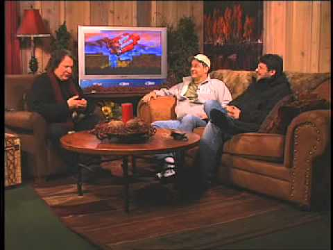 Rocky LaPorte & Marc Price on Howie's Late Night Rush, Lake Tahoe