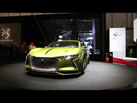 2016 DS E-Tense Concept