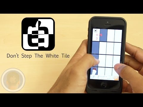 T Step - Don't Step The White Tile: https://itunes.apple.com/us/app/dont-step-the-white-tile/id783246578?mt=8&uo=4&at=11l5aV Applications are downloaded all over the ...