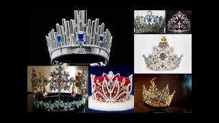 Video Real worth of 7 Grand Slam international beauty pageant crowns MP3, 3GP, MP4, WEBM, AVI, FLV November 2017