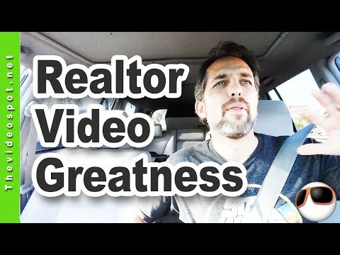 Video Marketing for Realtors/Real Estate Agents – #OOTG