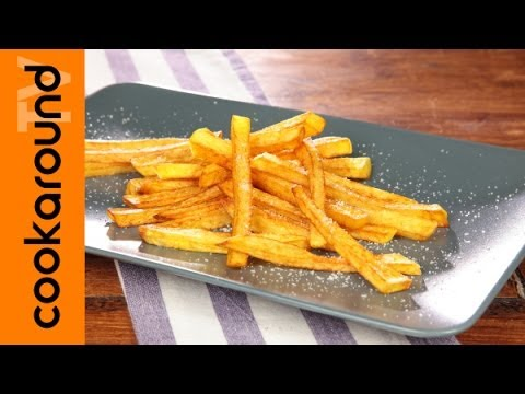 patate fritte stile fast food