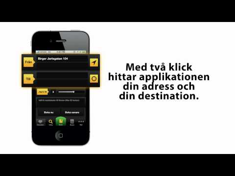 Video of Taxi Smart - Stockholm
