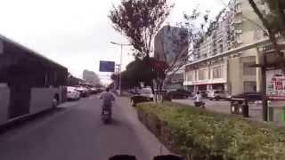 Kunshan China  city pictures gallery : E-Bike Street Ride in Kunshan, China 2014