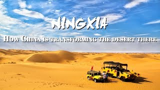 NingXia 宁夏 – desert oasis. NingXia province lies in northern China. A GCTN Travelogue ...