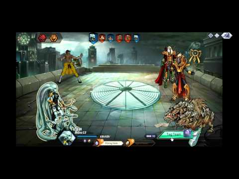 Mutants Genetic Gladiators (Event Dark City) Gameplay Levels 87-96