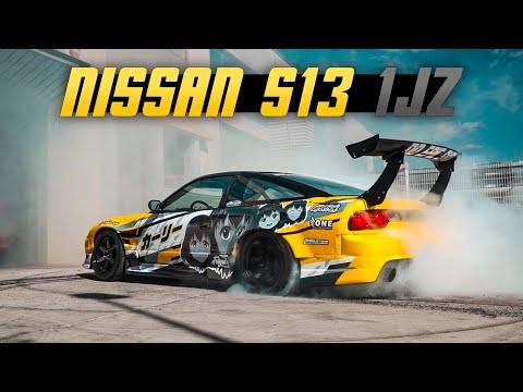 El NISSAN S13 de DRIFT PERFECTO
