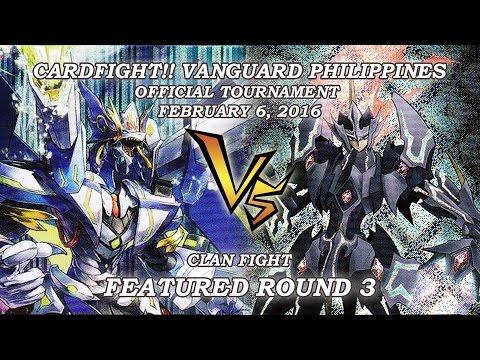 Aqua Force vs Majesty Lord Blaster - Cardfight!! Vanguard Philippines