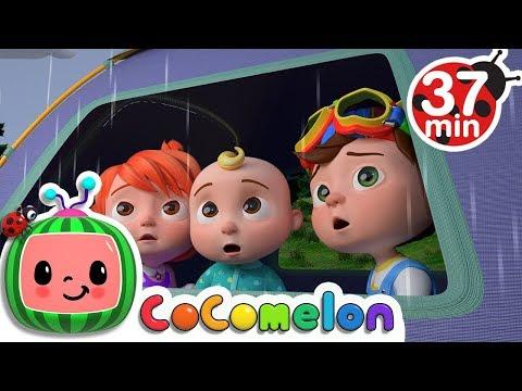Rain Rain Go Away + More Nursery Rhymes & Kids Songs - CoComelon