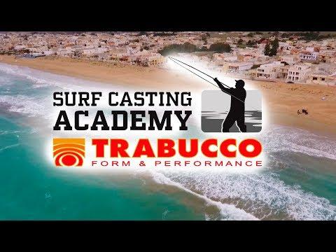 Surfcasting Academy 4 - Le giuste distanze (Trabucco)