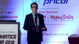 Matthieu Noel, Senior Strategy Consultant, PTOLEMUS Consulting Group - Telematics India 2016