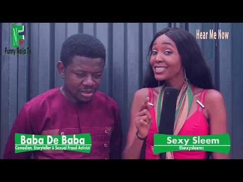 pepper soup and sex relation by Baba De Baba (HEAR ME NOW)(funny naija tv)(Nollywood) (Bollywood)