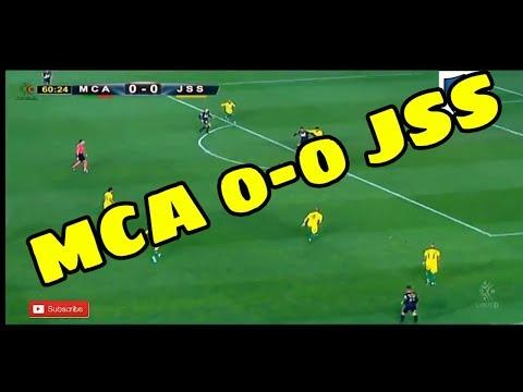 МК Алжир - Саура 0:0. Видеообзор матча 30.10.2018. Видео голов и опасных моментов игры