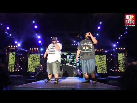 Reportage Live Don Bigg au Festival Jawhara avec HIT RADIO