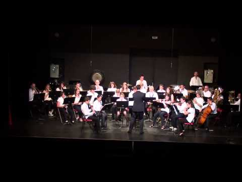 The Witch and the Saint, Steven Reineke ASCAP arr. Matt Conaway AML2
