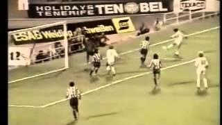 Gerd Müller gegen Atlético Madrid