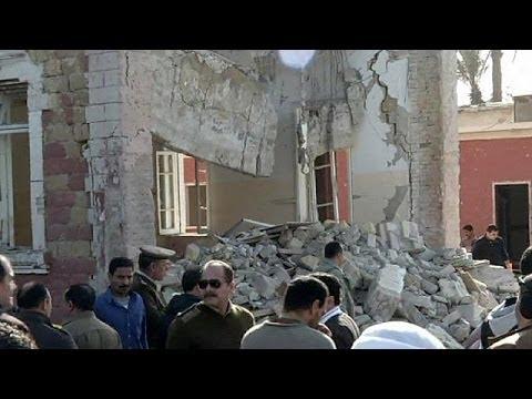 Attentat dans le nord de l'Egypte