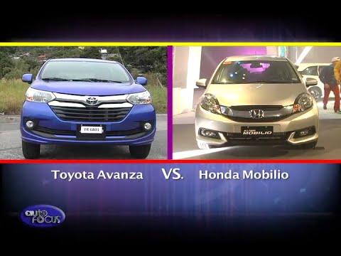 Head To Head Toyota Avanza Vs Honda Mobilio Auto Focus