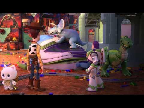 Toy Story: Olvidados en el tiempo (Doblada) - Trailer