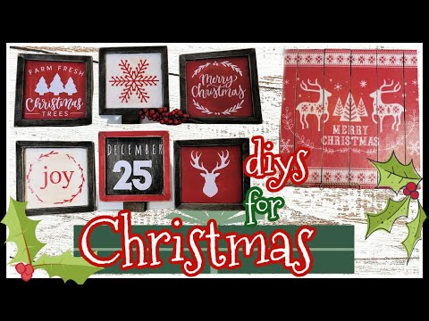 Christmas DIYS! // Friend Friday Hop with Heidi Sonboul