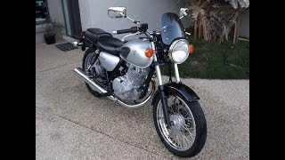 9. Suzuki TU250x...a touring bike...Really?