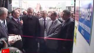 ZEYDEF'in Genel Merkezi Açıldı