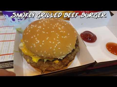 FAST FOOD Showdown in Malaysia - McDonalds vs. Burger King!