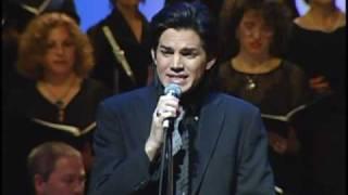 Adam Lambert and Noa Dori sing The Prayer by David Foster, Arrangement by Sharon Farber