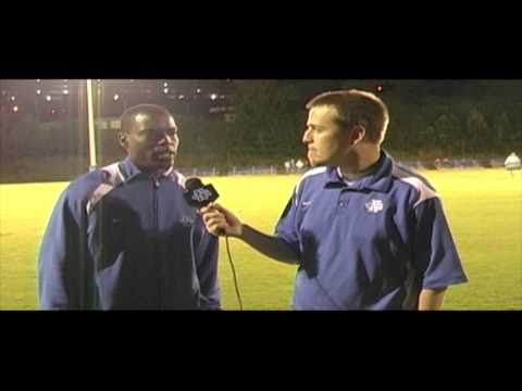 Lees Mcrae Highlights - Oct. 14, 2010