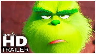 Video THE GRINCH Official Trailer (2018) MP3, 3GP, MP4, WEBM, AVI, FLV Maret 2018