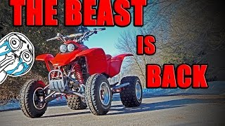 9. Honda 400EX-THE BEAST AWAKENS (60FPS)