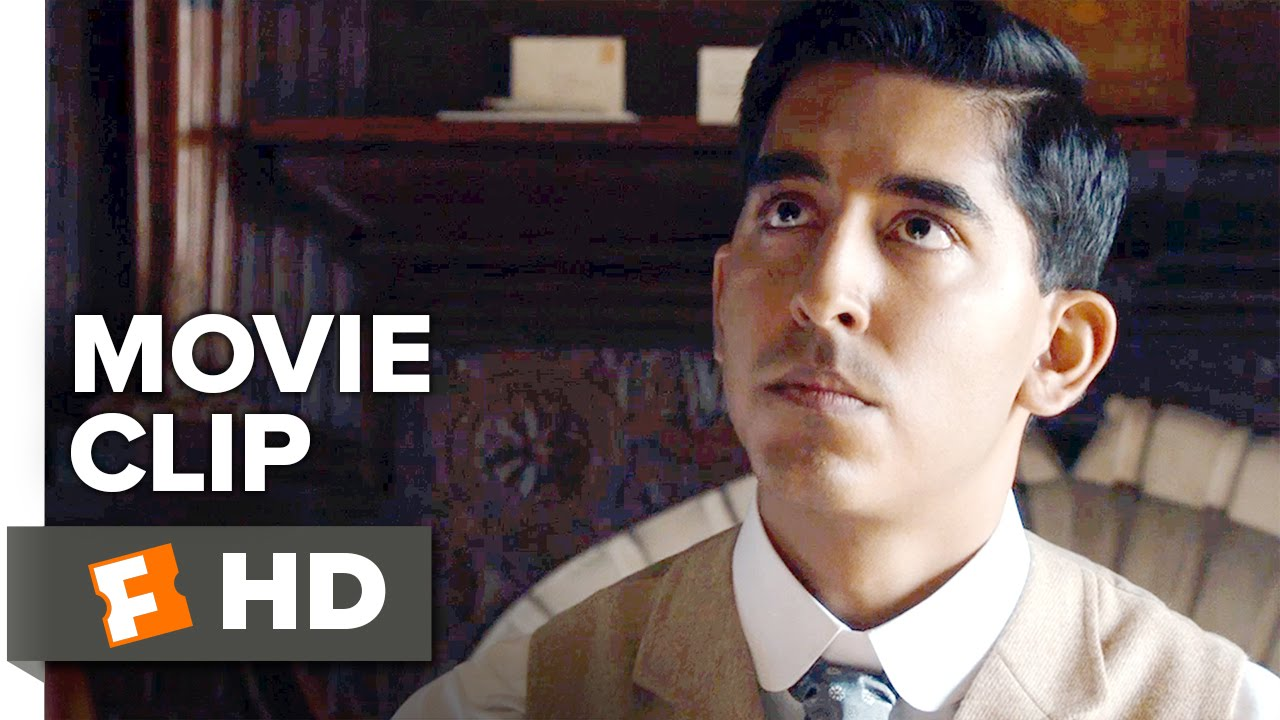 Dev Patel is 'The Man Who Knew Infinity' Biopic [Clip] with Jeremy Irons & Stephen Fry