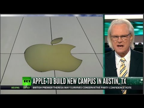 Apple Takes A Bite Out Of Austin